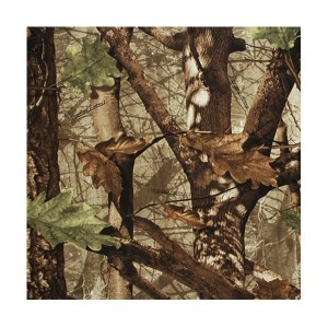 polar fleece blanket with hunting camouflage pattern better than mossy oak or realtree