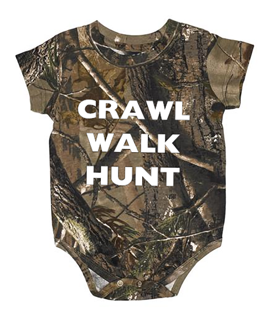 Great camouflage baby onesies and gifts perfect for newborns and showers southern sisters